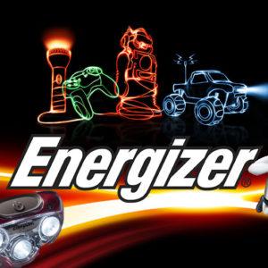 Energizer Linternas-Baterias