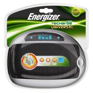 Cargadores Energizer