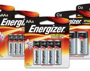 Baterias Enegizer
