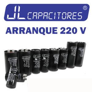 Condensador de arranque 220V