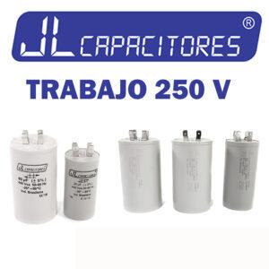 Condensadores de Trabajo 250V