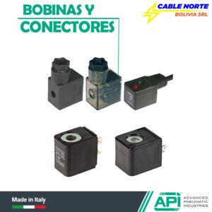 Bobinas y Conexión